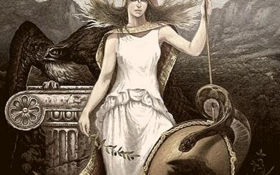 gli archetipi – ATENA